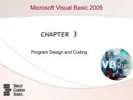 Microsoft Visual Basic 2005 for Windows and Mobile
