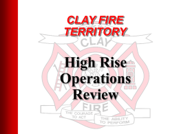- Welcome to : Clay Fire Training