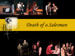 Act 2 in Death of a Salesman