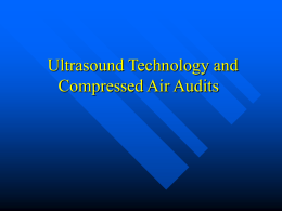 Ultrasonic Tchnology