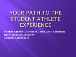 Your Path to the Student