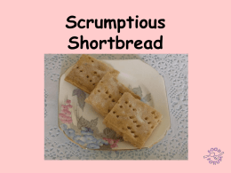 Shortbread - Food Forum