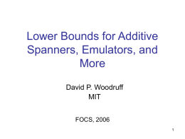 Lower Bounds for Additive Spanners, Emulators, and More
