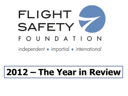 About the Flight Safety Foundation