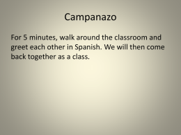 Campanazo - Our Lady Of The Wayside School