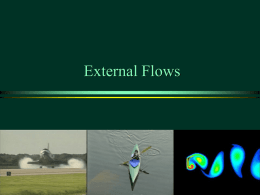 Fluid Flow Concepts and Basic Control Volume Equations