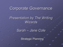 NQACC Presentation by The Writing Wizards