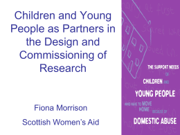 Involving children & young people in research