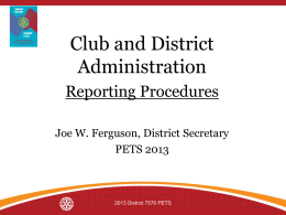 District Assembly Leaders' Guide slides
