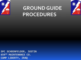 ground guide