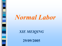 Normal Labour - Sun Yat