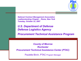 Rochester PTAC