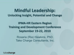 Effortless Action: How Mindful Leaders Create Change