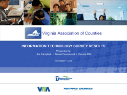Virginia Association of Counties