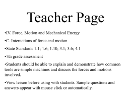 Teacher Page - Sikeston R-6