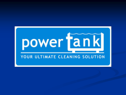 Oztank Your Ultimate Cleaning Solution