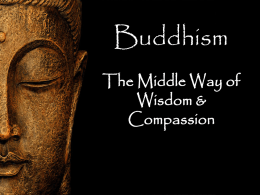 Buddhism - Hempfield Area School District