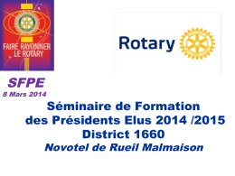 en cliquant ici - Rotary International District 1660