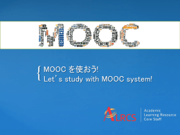 MOOC - WordPress.com