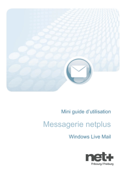 Messagerie netplus