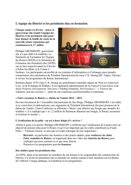 lettre-n-10-article-sfcd-et-sfpe - Rotary France District 1680, Alsace