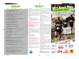Flyer Signes Trail 2015