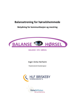 hefte - HLF Briskeby kompetansesenter as