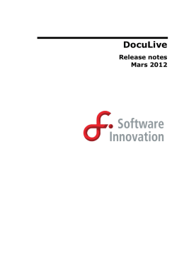 Release_notes_DocuLive_mars_2012