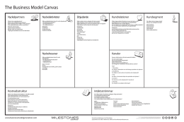 businessmodelcanvasposter