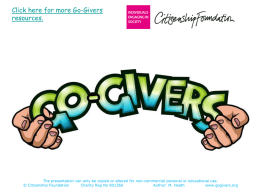 GoGivers_Strong_Societies1.ppt