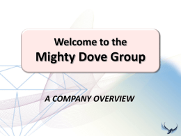 Mighty Dove Global Business