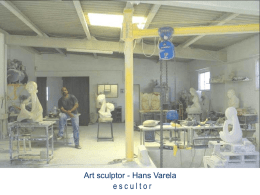 Art sculptor - Hans Varela  escultor Born in the city of Havana, Cuba. On 5 July 1967.  Sculptor Hans Varela, first in the.