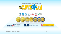 THE BEST SERVICE AT YOUR SERVICE!  MO L  ул. Успенская 21, Одесса, 65014, Украина  Mitsui O.S.K.