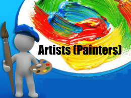 Artists (Painters)