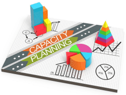 Course Objectives •  Define Capacity  •  Explain What is meant by 'Capacity Planning'  •  Describe the Types of Capacity Planning  •  Explain Operations Scheduling and Workplace Planning  •  Describe the.