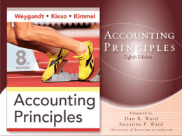 Chapter 23-1 CHAPTER 23  BUDGETARY PLANNING Accounting Principles, Eighth Edition Chapter 23-2 Study Objectives 1.  Indicate the benefits of budgeting.  2.