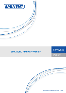 EM6250HD FW 030511 release notes