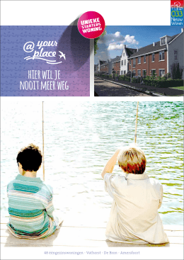 hier wil je nooit meer weg - At Your Place, Vathorst, Amersfoort At