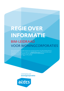 regie over informatie