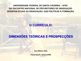 – UFSC UNIVERSIDADE FEDERAL DE SANTA CATARINA