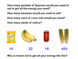 How many packets of Quavers would you need to
