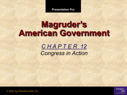 Chapter 12 - Magruder's Notes