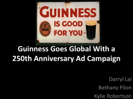BA 497 Guiness Beer.ppt