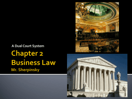 Business_Law _Chapter_2