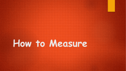 How to Measure.pptx
