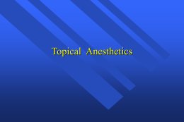 topical_anesthetics.ppt
