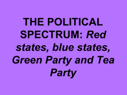Political Spectrum PPT Political SpectrumMcF16Website.ppt