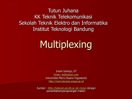 7 Multiplexing.ppt