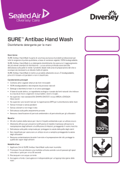 SURE™ Antibac Hand Wash