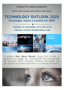 technology outlook 2025